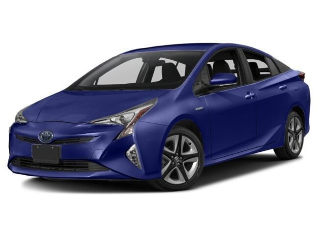 New 2018 Toyota Prius Four Touring Hatchback Cockeysville