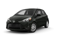 2018 Toyota Yaris L 3-Door Hatchback