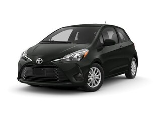 New 2018 Toyota Yaris 3-Door LE Hatchback