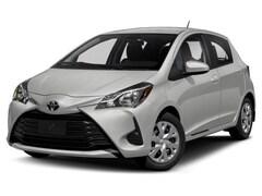 2018 Toyota Yaris 5-Door LE 4AT Hatchback