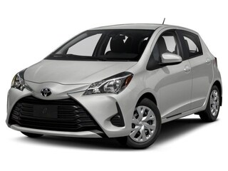 New 2018 Toyota Yaris 5-Door LE Hatchback serving Baltimore