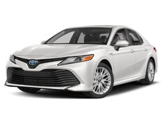 New 2018 Toyota Camry Hybrid SE Sedan for sale in Merced, CA