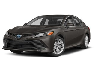 New 2018 Toyota Camry Hybrid SE Sedan serving Baltimore
