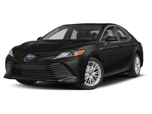 New 2018 Toyota Camry Hybrid SE Sedan Silver Spring, MD