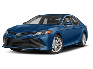 New 2018 Toyota Camry Hybrid SE Sedan 1806470 Boston, MA