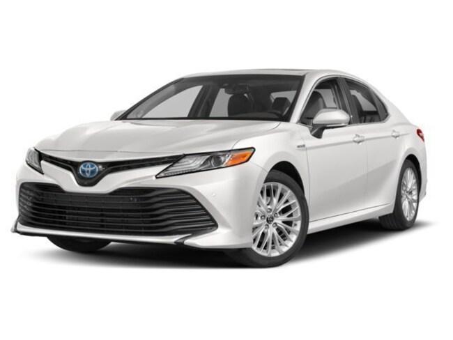 New 2018 Toyota Camry Hybrid XLE Sedan Augusta