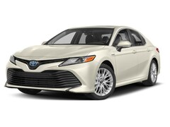 New 2018 Toyota Camry Hybrid XLE Sedan Boston, MA