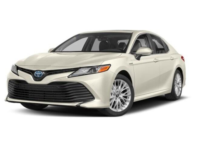 2018 Toyota Camry Hybrid Hybrid XLE CVT Sedan