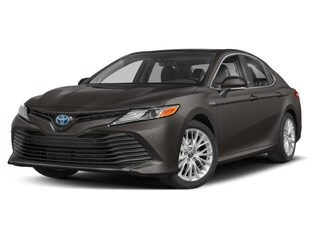 New 2018 Toyota Camry Hybrid XLE Sedan for sale in Dublin, CA