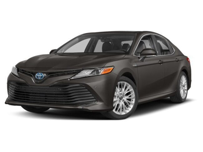 New 2018 Toyota Camry Hybrid XLE Sedan for sale in Charlottesville