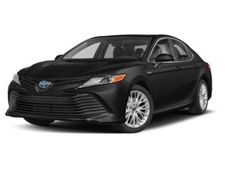 New 2018 Toyota Camry Hybrid Hybrid XLE Sedan for sale near West Chester, PA