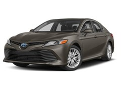 New 2018 Toyota Camry Hybrid XLE Sedan in Portsmouth, NH