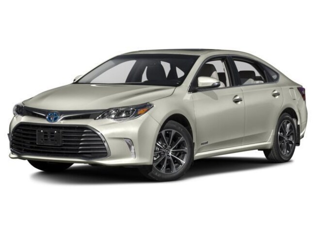 2018 Toyota Avalon Hybrid XLE Plus SDN