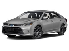 2018 Toyota Avalon Hybrid XLE Plus Sedan