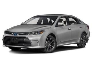 2018 Toyota Avalon Hybrid Limited Sedan