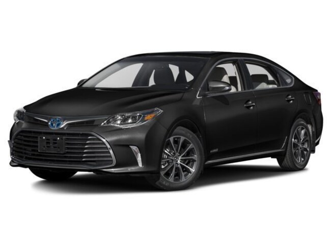 2018 Toyota Avalon Hybrid XLE Prem SDN