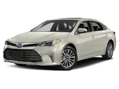 New 2018 Toyota Avalon Hybrid Hybrid Limited Sedan 4T1BD1EB4JU064657 near Phoenix