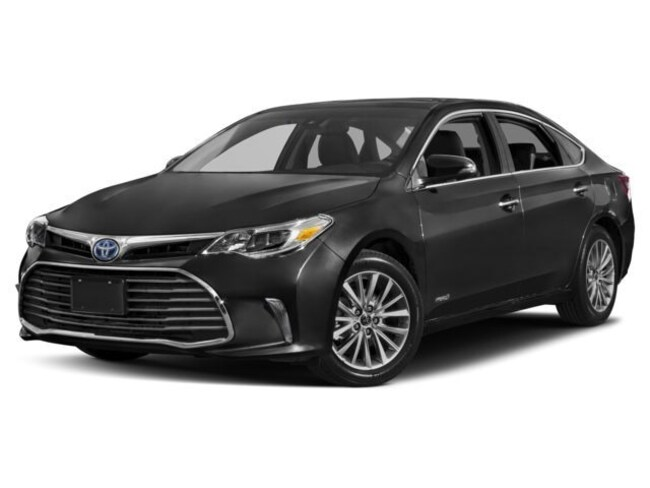 New 2018 Toyota Avalon Hybrid Limited Sedan San Antonio