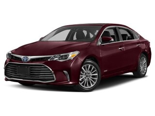 New 2018 Toyota Avalon Hybrid Limited Sedan 1862039 Boston, MA