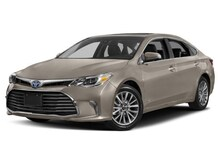 2018 Toyota Avalon Hybrid Limited Sedan