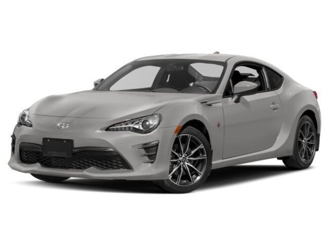 2018 Toyota 86 GT w/Black Accents Coupe