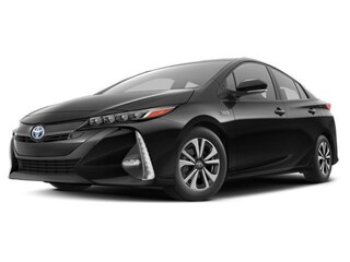 New 2018 Toyota Prius Prime Plus Hatchback Carlsbad