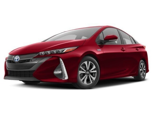 New 2018 Toyota Prius Prime Advanced Hatchback for sale near Providence