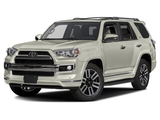 New 2018 Toyota 4Runner Limited SUV Carlsbad