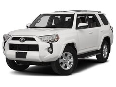 New 2018 Toyota 4Runner SUV Springfield, OR