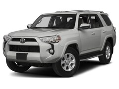 Bennington VT 2018 Toyota 4Runner SR5 SUV New