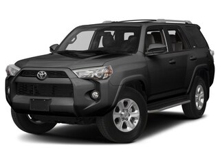 New 2018 Toyota 4Runner SR5 SUV Klamath Falls, OR