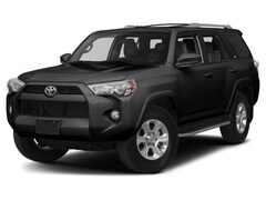 New 2018 Toyota 4Runner SR5 SUV for sale in Charlottesville