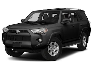 New 2018 Toyota 4Runner SR5 SUV T2508 in Cadillac, MI