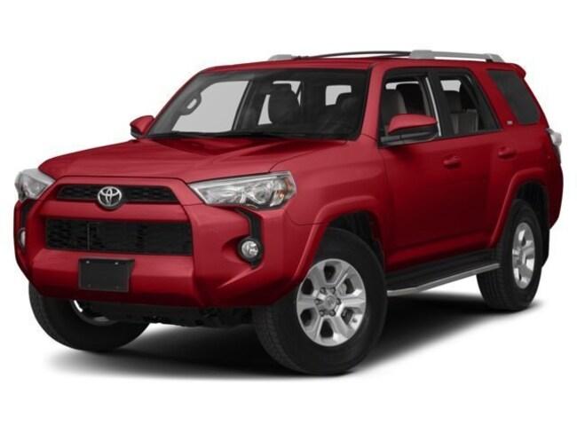 2018 Toyota 4Runner Limited SUV