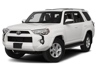 New 2018 Toyota 4Runner SR5 Premium SUV JTEBU5JR7J5528786 for sale in Appleton, WI at Kolosso Toyota