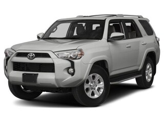 New 2018 Toyota 4Runner SR5 Premium SUV in Easton, MD