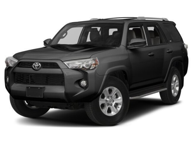 New 2018 Toyota 4Runner SR5 Premium SUV for sale in Charlottesville