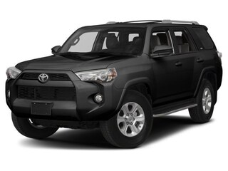 New 2018 Toyota 4Runner SR5 Premium SUV in Hartford near Manchester CT