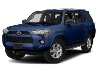 New 2018 Toyota 4Runner SR5 Premium SUV for sale in Winona, MN