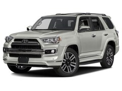 New 2018 Toyota 4Runner Limited SUV in Altus, OK