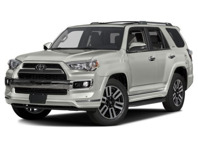 New 2018 Toyota 4Runner Limited SUV Cockeysville