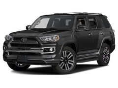 New 2018 Toyota 4Runner LIMITED w/ 3rd Row Seat SUV in Portsmouth, NH