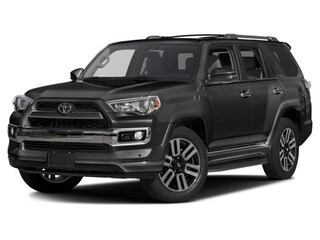 New 2018 Toyota 4Runner Limited SUV in Reno