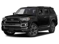 New 2018 Toyota 4Runner Limited SUV in Helena, MT