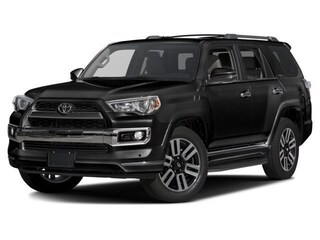 New 2018 Toyota 4Runner Limited SUV for sale in Dublin, CA