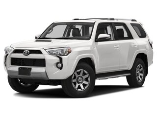 New 2018 Toyota 4Runner TRD Off Road SUV for sale in Southfield, MI at Page Toyota