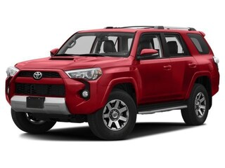 New 2018 Toyota 4Runner TRD Off-Road SUV Lawrence, Massachusetts