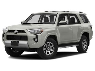 New 2018 Toyota 4Runner TRD Off Road Premium SUV Arlington