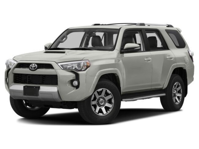 New 2018 Toyota 4Runner TRD Off Road Premium SUV in Avondale, AZ