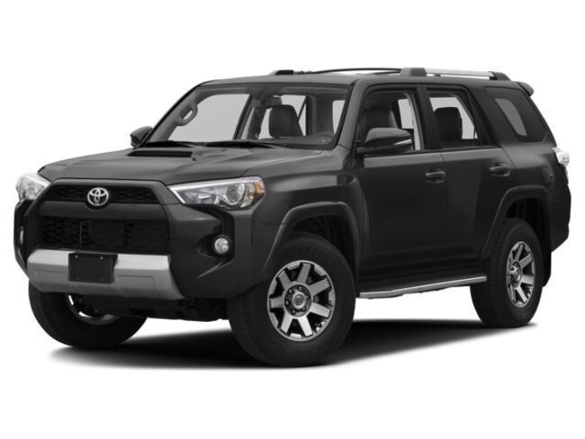 New 2018 Toyota 4Runner TRD Off Road Premium SUV Silver Spring, MD